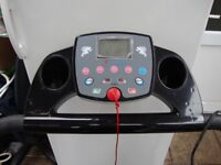Sports Treadmill Fold Up - Used but in good working condition