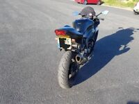 Kawasaki zx6r performance edition