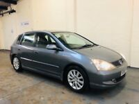 Honda Civic 2.0 type s in immaculate condition full service history long mot till may 2019