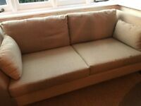 2 and a half seater sofa - FREE TO COLLECT