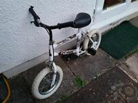 Small child's bike