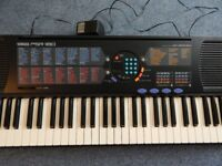 Yamaha PSR 180 with stand