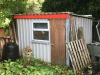 Metal Shed FREE. Self collection and dismantle