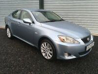 2006 LEXUS IS220D SE PRISTINE CONDITION 97000 MILES MOT 09 AUGUST 17 GENUINE CAR WILL NOT DISAPPOINT