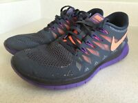 Ladies NIKE 5.0 Running Trainers. Pre-Loved, Great Condition. SIZE 5