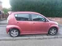 BARGIN UNUSUAL 1.3 DAIHATSU SIRION SE 05