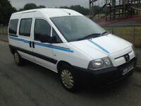 Peugeot Expert Combi van/minibus Full mot Full service history