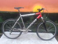 Giant Terrago ALUXX FS Light Weight Hard Tail Mountain Bike Large