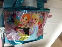 Disney store frozen bag