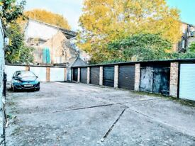 Spacious Garage in NW6, with good links to City