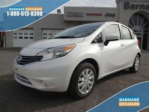 2016 Nissan Versa Note S - AUTOMATIQUE