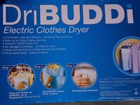 JML DriBuddi Electric Clothes Dryer Energy Efficient 1200W - Only Used 3 Times