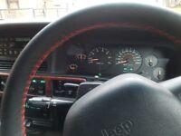 Jeep grand cherokee orvis 4.0 auto