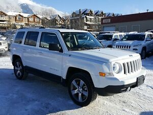 2016 Jeep Patriot High Altitude Leather Sunroof