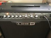 Line 6 Spider iii 30 guitar Amplifier.