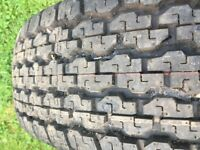 Land Rover Range Rover Discovery Bridgestone Dueler H/T 235 x 70 x 16 Tyre R16