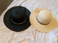 Hats brand new