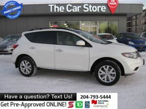 2013 Nissan Murano SV - AWD 1owner SUNROOF HTD SEAT