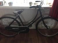 Pashley hybrid bike