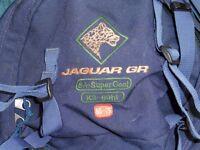 Karrimore Jaguar Backpack 55-75L, brand new never used, blue