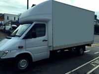 HOUSE REMOVALS, MAN & VAN, LOW COST, SINGLE & MULTIPLE ITEMS