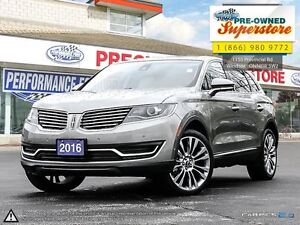 2016 Lincoln MKX >>reserve, AWD, Tech Package<<