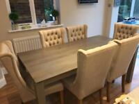 Dining Table and Sideboard - John Lewis Asha - Like new. SAVE £400 vs NEW PRICE!!!