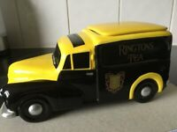 Morris Minor Tea Caddy