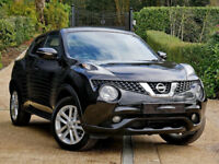Nissan JUKE 1.4 DCI Acenta Premium Pack. Facelift. Sat Nav. Reverse Camera. 39 K Miles. Full History