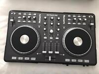Numark mixtrack pro USB DJ controller W/case