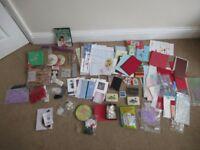 Christmas/Xmas Craft Large Bundle - Card, Stamp, Card Making, Scrapbooking