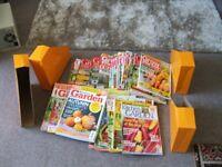 49 Veg gardening mags.. KG & GYO £12.