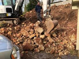 FREE Breedon Limestone Stone/Rocks