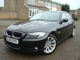 BMW 318d SE Sport 6 speed,Manual,4 dr,2 FORMER KEEPERS,SPORT SEATS,138.204 Miles Full BMW HISTORY