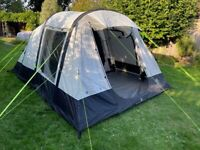 Sunncamp Sapphire 500 Air Plus Tent - Used but in Superb condition