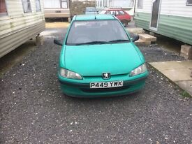 Peugeot 106 auto LONG MOT Service history ideal first car