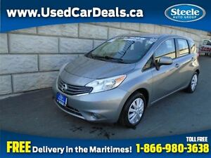 2014 Nissan Versa Note 1.6S Fuel Efficient Hatchback Auto