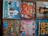 CDs for sale 12 various doubles