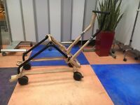 Chair Transport Trolley/Chair Trolley for Stacking Chairs/Stacking Chair Carrier