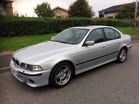 BMW 540i Sport. 4.4 V8 e39, Very rare car, Engine & Gearbox running perfect