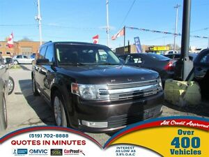 2014 Ford Flex SEL | AWD | HEATED SEATS | CAM