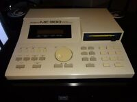 Roland MC-300 Midi Sequencer Music Micro Composer and Tape Sync