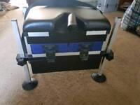 Avanti fishing seat box