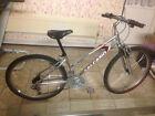 Unisex Salcano Mountaineer Silver 18'' Frame 26'' Wheel Bike Bicycle BARGAIN CHEAP !!!!!!