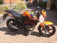 KSR MOTO GRS 175cc
