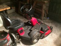 Mountfield 4155H Ride On Lawnmower