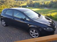 2006 Seat Leon 2.0 TDi 140 sport 6 speed Tiptronic/auto, Long MOT. PX/SWAP? like a Golf, A3, e.t.c.