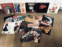 """Job Lot of 18 12"""" Vinyl Records inc. Commodores, Status Quo, Donna Summer, etc."""