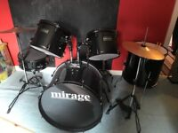 Mirage drum kit