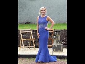 Halo prom dress